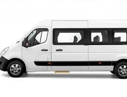 16 Seater Minibus Hire Wigan