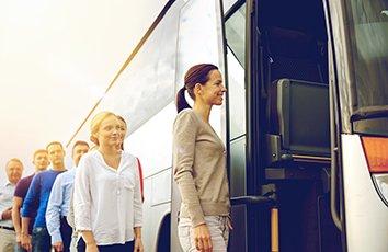 Wigan Minibus forCorporate Events